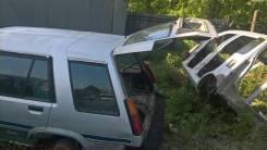 Амортизатор двери багажника. Toyota Sprinter Carib, AL25, AL25G 3AU
