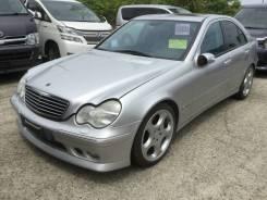 Mercedes-Benz C-Class, 2002