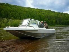 Водометный катер predator 540 Jet (Сапсан)