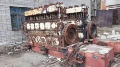 """Продам судовой двигатель """"Дизель-генератор 6VDS 24/24AL-1"""" 2 шт."""