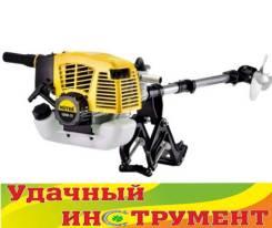 Мотор лодочный Huter GBM-35 (58 см3), 3,5 л. с. 3,50л.с., 2-тактный, бензиновый
