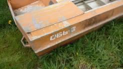 Продам моторную лодку ОБЬ-3