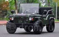 Миниджип Rover 110, 2018