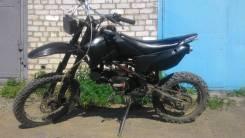 Irbis TTR 125, 2012