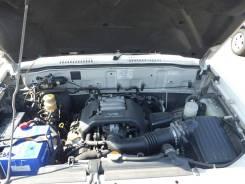 Двигатель в сборе. Isuzu Bighorn, UBS26DW, UBS26GW Isuzu Trooper Isuzu Axiom 6VE1, 6VE1DI