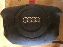 Подушка безопасности водителя. Audi: A8, A4, S6, S8, A6, S4 AAH, ABC, ABZ, ACK, ACZ, ADR, AEJ, AEM, AEW, AFB, AFN, AGA, AGB, AGH, AHC, AHH, AHK, AJK...