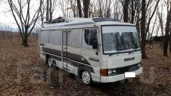 Nissan Civilian, 1987
