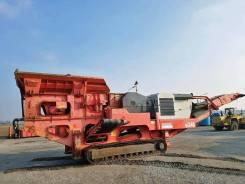 Щековая дробилка Sandvik 340, 300 т/час, из Европы