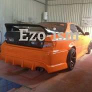 Задний бампер Toyota Mark2 Jzx100 в стиле Origin labo