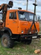 КамАЗ 4310 спец Лесовоз, 1990