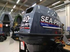 Лодочный мотор Sea-Pro T40S с водометной насадкой