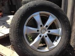 Комплект колёс R17 с резиной 265/65/17на сурф прадо терано поджеро!