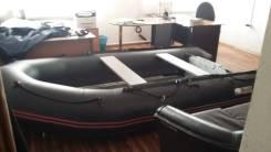 """Продам лодку ПВХ """"ФорестерГрант-360"""" с мотором ямаха"""