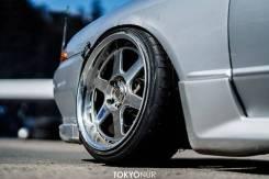 Кованые диски RAYS VOLK Racing GT-P в хорошем состоянии