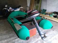 Продается лодка с мотором (комплект)