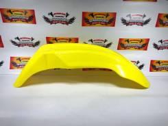 Крыло переднее универсальное ( эндуро, кросс) желтый