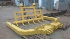 Корчеватель для серийного трактора МП-18 (Т-130 Т-170 Т10 Б10)