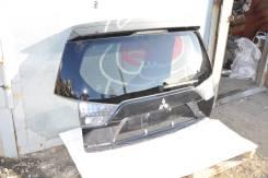 Дверь багажника Mitsubishi Outlander CW5W 4B12 2006 г.