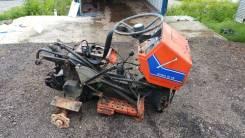 Трактор Hinomoto E184 4WD В разбор задняя часть трактора
