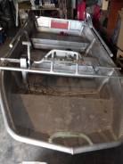 Продам алюминиевую лодку под мотор