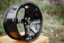 NEW! Комплект дисков Volk Racing TE37SL R17 8j ET35 5*100 (1D134)