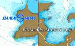 Карта залива Петра Великого для навигации Garmin (обновление 04.2020)