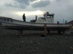 Шхуна рыболовная Yanmar F40