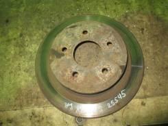Диск тормозной задний Renault Koleos (HY) 2008-2016; X-Trail (T30) 2001