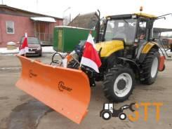 Отвал для уборки снега Hauer HSh 2800 на трактор ЛМЗ