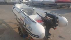 Лодка RIB Susumar с прицепом