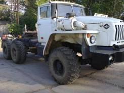Урал 5557. Продается УРАЛ-5557 седельный тягач, 14 000куб. см., 6x6
