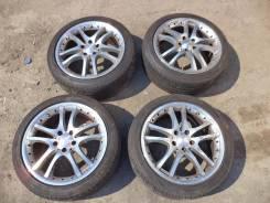 Колеса Brabus оригинал Germany R18 5*112 резина Dunlop Veuro VE 303