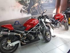 Ducati Monster 1000, 2005