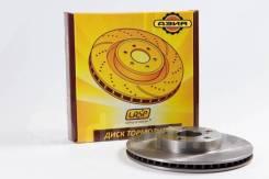 Тормозной диск LASP передний Allion 260 / ist 110