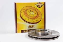 Тормозной диск LASP передний Camry ACV40 / RAV4 30