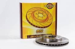Тормозной диск LASP передний Tiida / AD 12