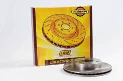 Тормозной диск LASP передний Demio DW