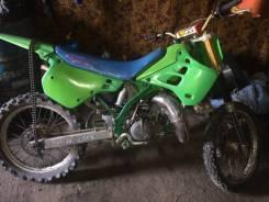 Kawasaki KX 125, 1993