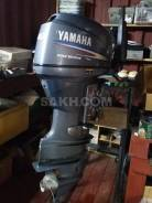 Продается лодочный мотор Yamaha 40