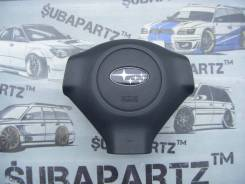 Подушка безопасности водителя. Subaru Legacy, BL5, BLE, BP5, BP9, BPE Subaru Outback, BP5, BP9, BPE Subaru Legacy B4, BL5, BL9, BLE EJ203, EJ204, EJ20...