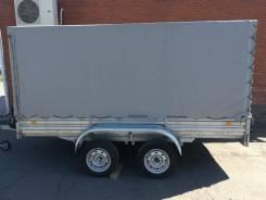 Двухосный автомобильный прицеп для перевозки грузов МЗСА 817732
