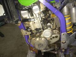 Двигатель в разбор на Kawasaki D Tracker