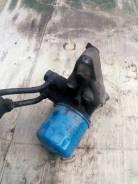 Крепление масляного фильтра. Mitsubishi Pajero, V25C, V25W, V45W Mitsubishi Montero, V25W, V45W 6G74