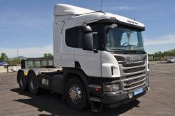 Scania P440. Тягач седельный Scania p440 6x4 2013 г. в. в наличии, 12 740куб. см., 35 000кг., 6x4