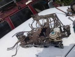 Продам впускной коллектор двигателя EW на Honda Integra DA2