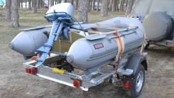 Продам автоприцеп ССТ 7132-13 Водник