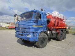 Продаётся вакуумная автоцистерна АКН-10 на шасси Камаз 43118