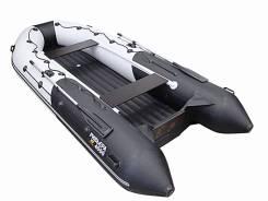 Лодка ПВХ Ривьера 4000 НДНД + Подарок!