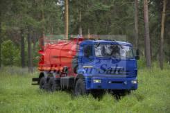 Продаётся автоцистерна АКН-10ОД Камаз 43118