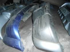 Бампер. Nissan Patrol, Y61 Nissan Safari, TY61, WGY61, WRGY61, WYY61, Y61, VRGY61, WFGY61, WTY61 Двигатели: RD28TI, TB48DE, ZD30, ZD30DDTI, ZD30DDTIEU...